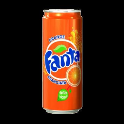 Fanta 0,33l